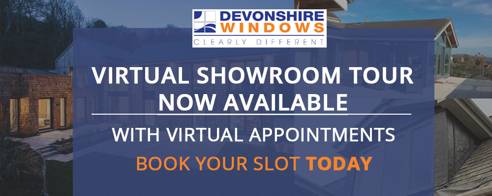 Window showroom Devon