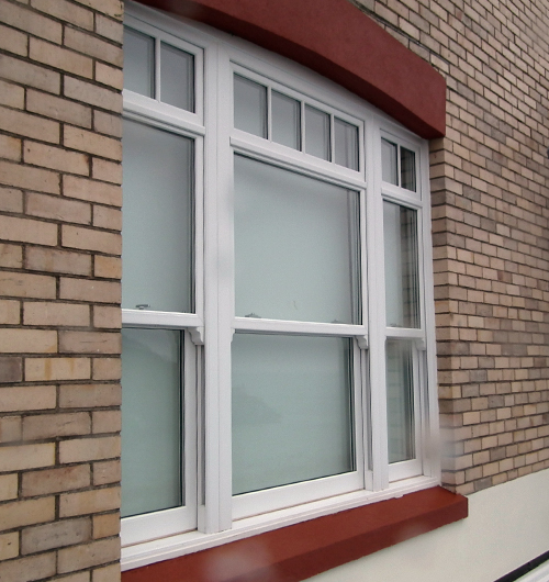 UPVC Sash Windows Devon