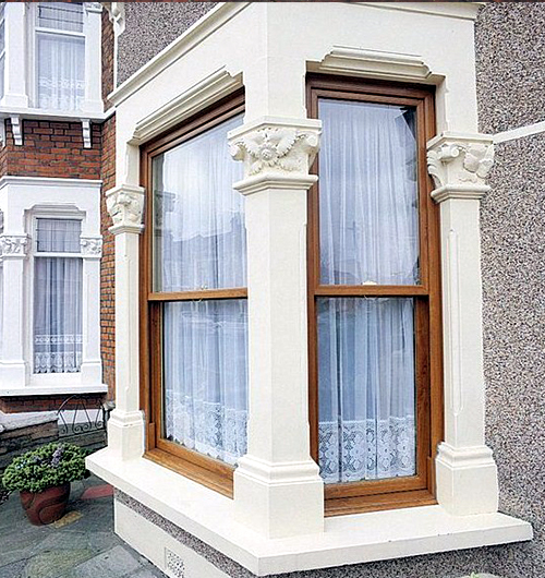 Wooden Sash Windows Devon